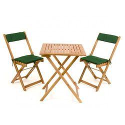 Zestaw mebli ogrodowych SIESTADESIGN Paradise z poduszkami - produkt z kategorii- Zestawy ogrodowe