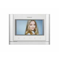 """Monitor 7"""" głośnomówiący systemu analogowego i gate view + cmv-70m(dc) marki Commax"""