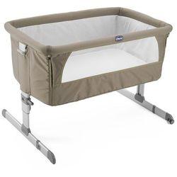 Chicco, Co-Sleeping Next 2 Me Dove Grey, łóżeczko dostawne - produkt z kategorii- Łóżeczka i kołyski