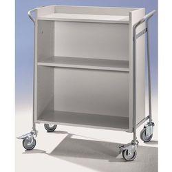 Wózek biurowy, na segregatory, nośność 150 kg, dł. x szer. x wys. 950x455x1015 m marki Unbekannt