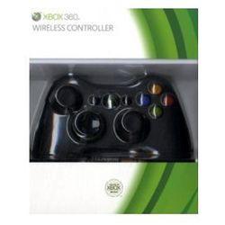 Microsoft Xbox 360 Wireless Controller schwarz, towar z kategorii: Gamepady