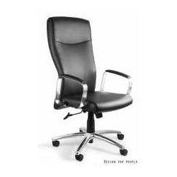 Unique meble Fotel adella czarny ekoskóra - zadzwoń i złap rabat do -10%! telefon: 601-892-200