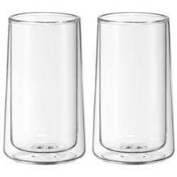 szklanki z podwójnym dnem 0.27l kpl 2 szt teatime marki Wmf