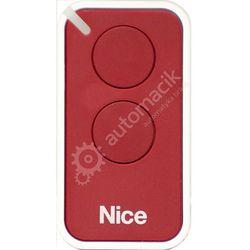Pilot NICE INTI 2-kanałowy czerwony (kodowanie FLOR), towar z kategorii: Automatyka do bram