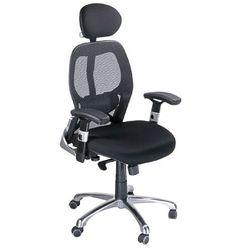 Fotel ergonomiczny CorpoComfort BX-4028A Czarny