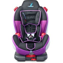Caretero fotelik Sport Turbo Fix 9-25 kg + ISOFIX Purple - produkt z kategorii- Akcesoria do fotelików