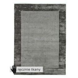 :: dywan aracelis steel gray 160x230cm - 160x230cm marki Carpet decor