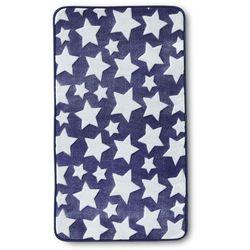 """Dywaniki łazienkowe """"Gwiazdy"""", pianka memory bonprix niebieski"""