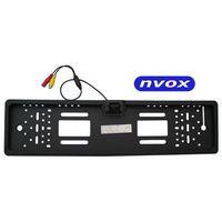 Nvox  rc 5072 samochodowa kamera cofania ccd wbudowana w ramkę rejstracyjną