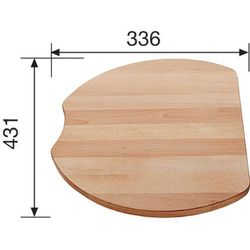 Deska kuchenna do krojenia 215525, kup u jednego z partnerów