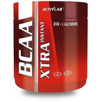 Activlab  bcaa xtra instant- 500g - lemon (5907368881430)