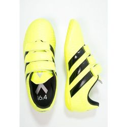 adidas Performance ACE 16.4 IN H&L Halówki solar yellow/core black/silver metallic
