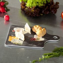 Dekoria Deska do krojenia World of cheese 30x35,5cm, 30x35,5cm