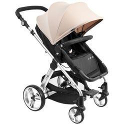 Zuma Kids, Solution, wózek wielofunkcyjny 2w1, beżowy z kategorii wózki spacerowe