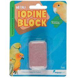 Kamień dla ptaków z minerałami oraz jodem wyprodukowany przez Hp birds