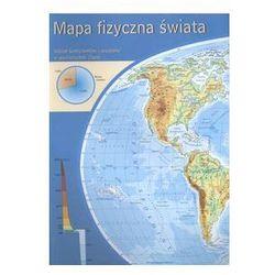 Świat mapa podreczna fizyczna świata - polityczna świata - sprawdź w SELKAR