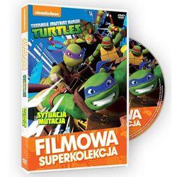 Wojownicze Żółwie Ninja. Filmowa superkolekcja. Sytuacja mutacja - produkt z kategorii- Pakiety filmowe