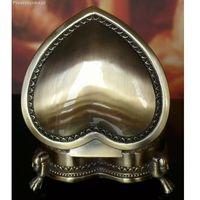 Szkatułka serce stare złoto - produkt z kategorii- Pozostałe na ślub i wesele