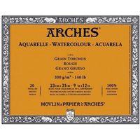 Canson Arches® blok do akwareli 23x31/12 Torchon