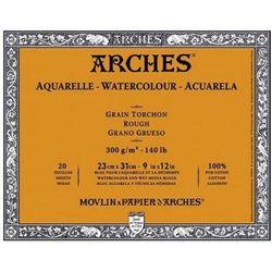 Canson Arches® blok do akwareli 23x31/12 Torchon - produkt z kategorii- Pozostałe akcesoria studyjne