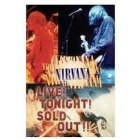 Nirvana - live! tonight! sold out! od producenta Universal music