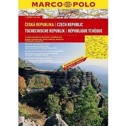 Czechy. Atlas Drogowy (Marco Polo)