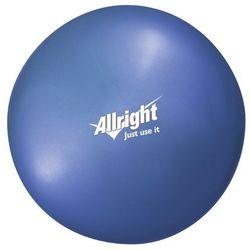 Piłka gimnastyczna OVER BALL 18 cm  (niebieska), Allright