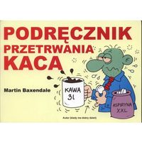 Podręcznik Przetrwania Kaca (ilość stron 32)