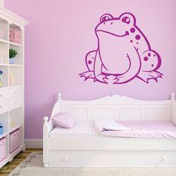 Naklejka na ścianę dla dzieci żabka 2390 marki Wally - piękno dekoracji