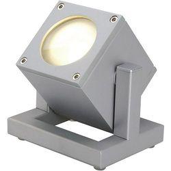 Lampa ogrodowa Spotline Cubix I / 132832 / srebrnoszary - produkt dostępny w Sklep Internetowy A-T