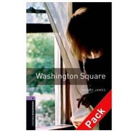 OXFORD BOOKWORMS LIBRARY New Edition 4 WASHINGTON SQUARE with AUDIO CD PACK