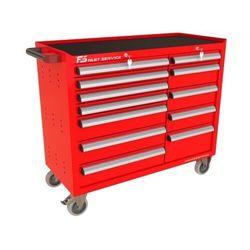 Wózek warsztatowy TRUCK z 12 szufladami PT-213-21 (5904054409220)