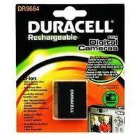 Duracell  akumulator do aparatu 3.7v 630mah dr9664 darmowa dostawa do 400 salonów !! (5055190113035)