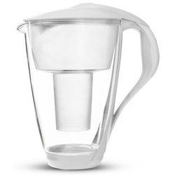 Dafi Filtr dzbankowy szklany crystal led biały 2l (5900950928230)