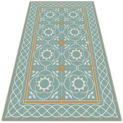 Dywanomat.pl Dywan na taras zewnętrzny dywan na taras zewnętrzny vintage symetria
