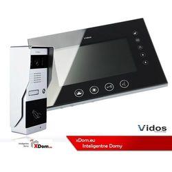 Zestaw wideodomofonu z czytnikiem kart rfid s50a_m670b2s marki Vidos