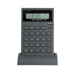 Delta Kalkulator z zegarem na stojaku