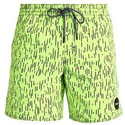 O'Neill THIRST FOR SURF Szorty kąpielowe green, materiał poliamid, zielony