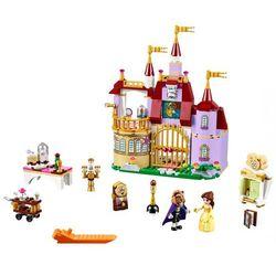 Lego DISNEY PRINCESS Disney Princess, Zaczarowany zamek Belli 41067 z kategorii: klocki dla dzieci