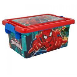 Spiderman - Pojemnik / organizer na zabawki 3.7 L