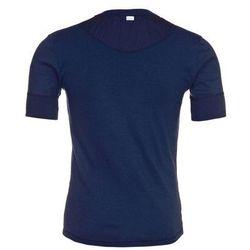 Schiesser Revival KARLHEINZ Koszulka do spania indigo, rozmiar od S do XXL, niebieski