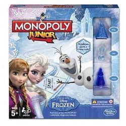Gra HASBRO Monopoly Junior Kraina Lodu, kup u jednego z partnerów