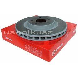Przednia wentylowana tarcza hamulcowa Infiniti G35 2003-2004 Brembo system !!! - sprawdź w wybranym sklepie