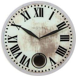 Zegar ścienny z wahadłem romana  43 cm marki Nextime