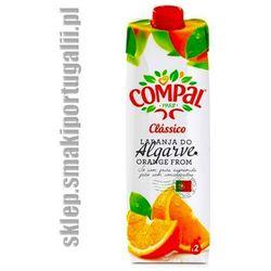 Portugalski nektar z pomarańczy z ALGARVE 1 LCompal (napój)