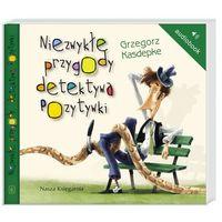 Niezwykłe przygody detektywa Pozytywki audiobook, pozycja wydawnicza