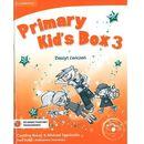 Język angielski Primary Kid`s Box 3 ćwiczenia Edukacja wczesnoszkolna (72 str.)