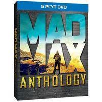 Mad MAx. Antologia + karty kolecjonerskie (5DVD), kup u jednego z partnerów