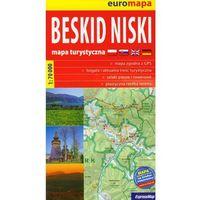 Beskid Niski Mapa Turystyczna (praca zbiorowa)