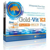 Gold-Vit® K2 Plus 30 kapsułek Olimp